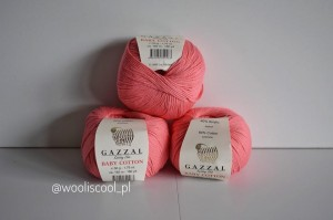 Baby Cotton 3435