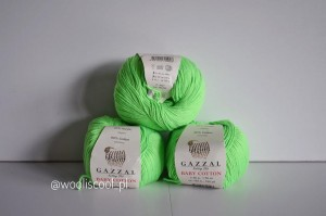 Baby Cotton 3427